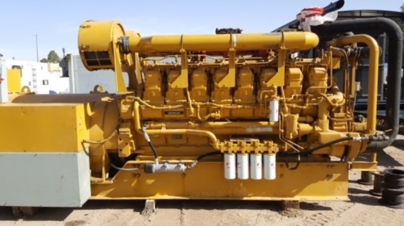 Caterpillar 3516 Diesel Generator