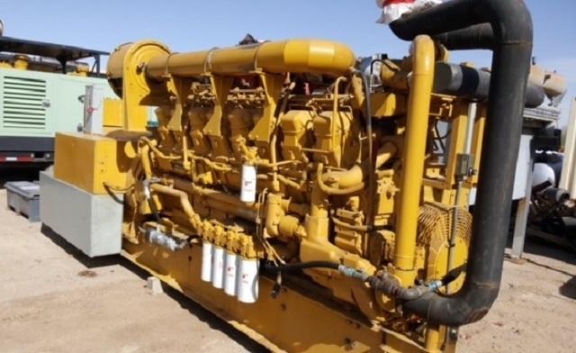 Like New Caterpillar 3516MUI Diesel Generator