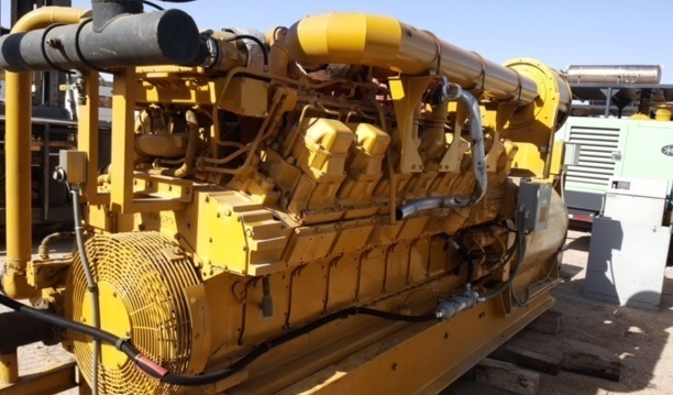 Like New Caterpillar 3516MUI Diesel Generator