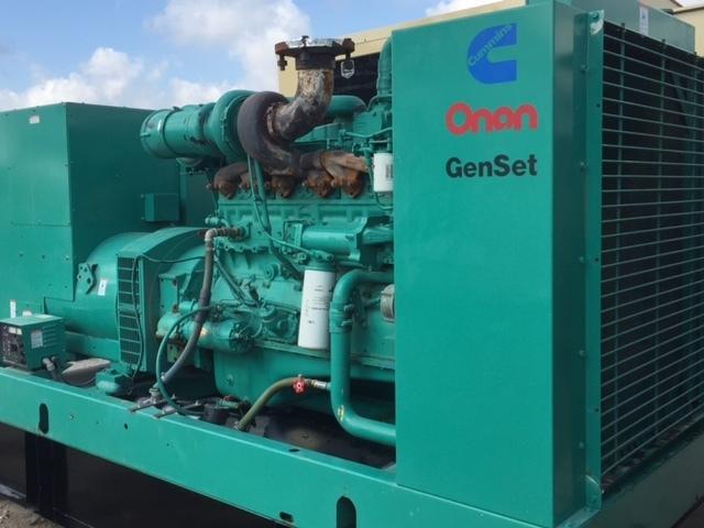 Cummins Onan 350KW Diesel Generator