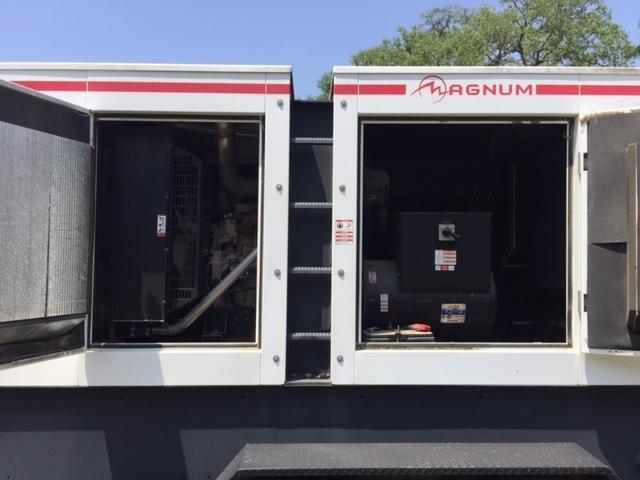 Magnum MMG125 Diesel Generator