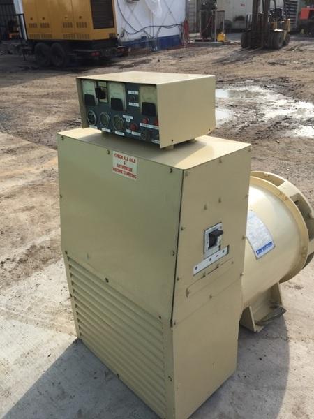 Marathon 300KW Generator End