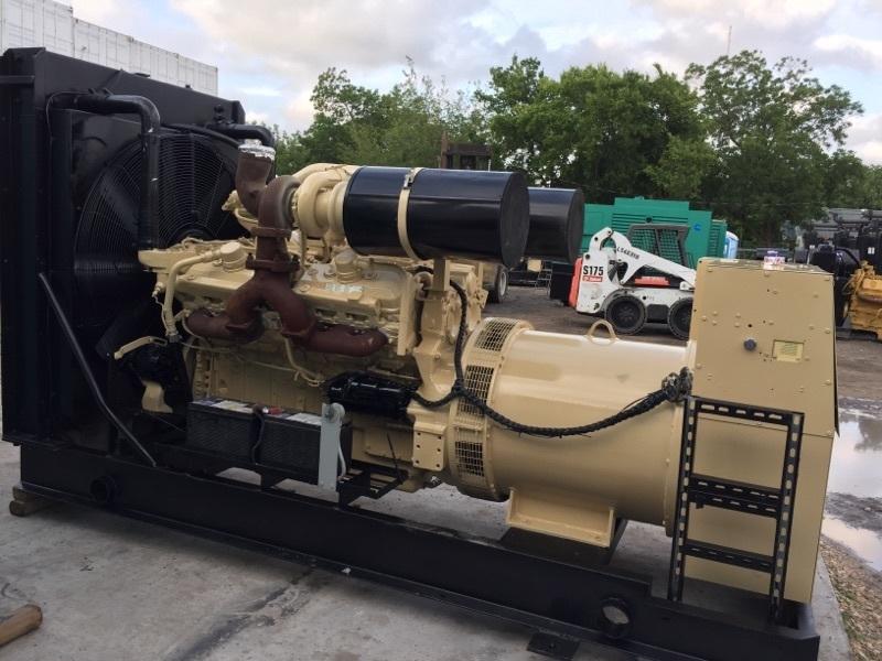Detroit Diesel 500KW Diesel Generator