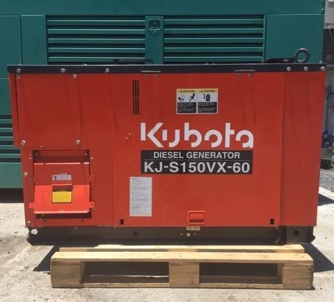 Kubota 15KW Diesel Generator