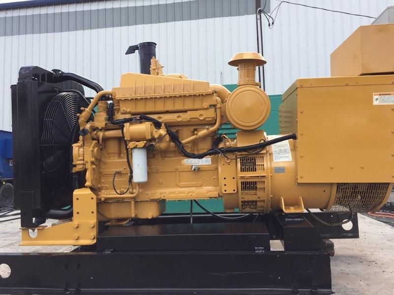Caterpillar 210KW Diesel Generator
