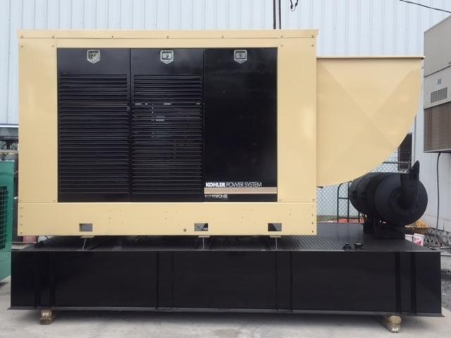 Kohler 275KW Diesel Generator