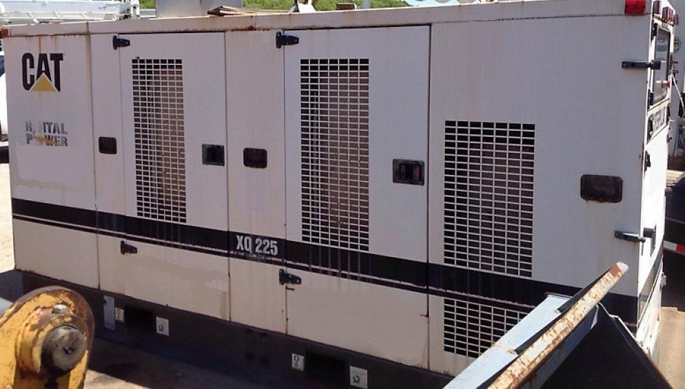 Caterpillar 225KW Diesel Generator