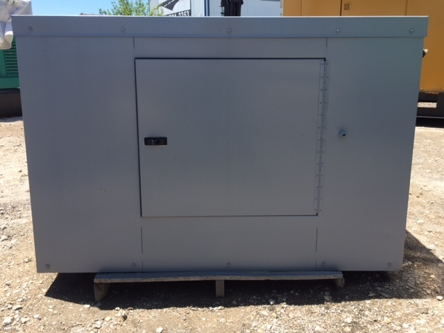 Marelli 45KW Natural Gas Generator