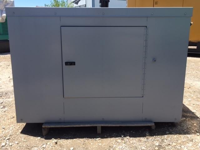 Ford 54KVA Natural Gas Generator