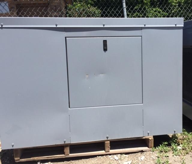 Meccalte 36KVA Natural Gas Generator