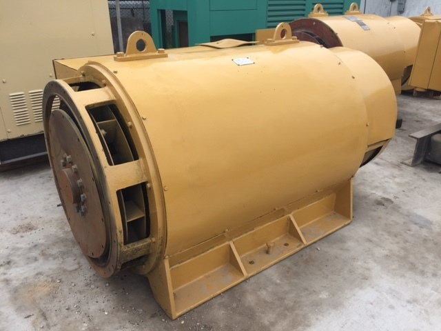 Reconditioned Kato 1200-SR9E Generator End