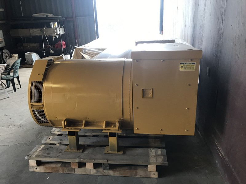 Reconditioned Caterpillar SR4 Generator End
