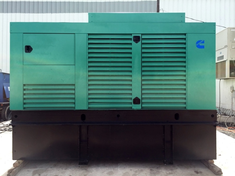 like new Cummins Onan 230KW Diesel Generator