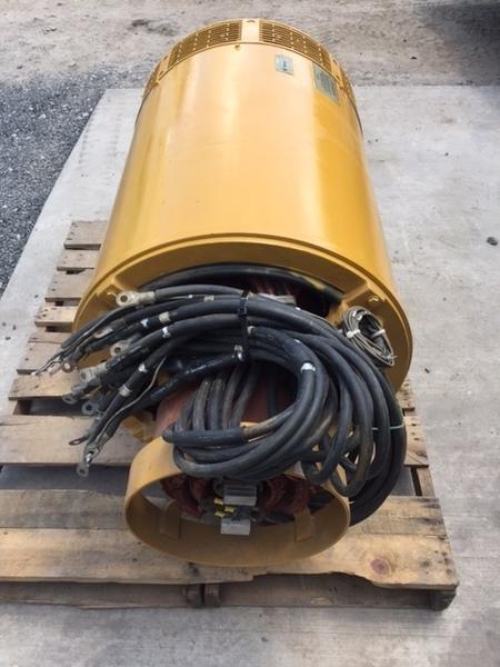 Reconditioned Caterpillar 350KW SR4B Generator End