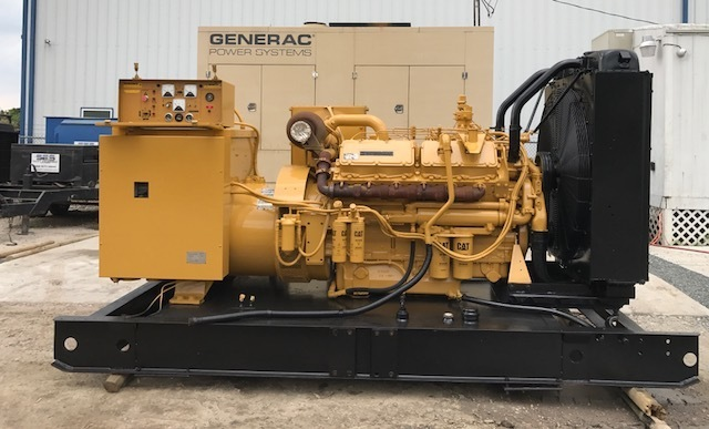 Caterpillar 500KW Diesel Generator