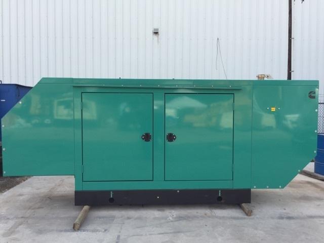 Cummins 150KW Natural Gas Generator