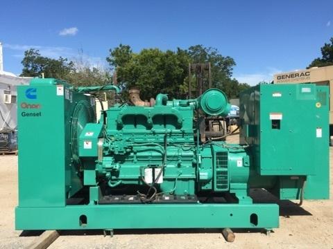 Cummins 250KW Diesel Generator