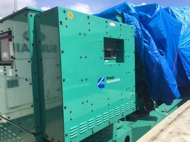Cummins 2000KW Generator End