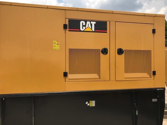 Caterpillar D150-8 Diesel Generator