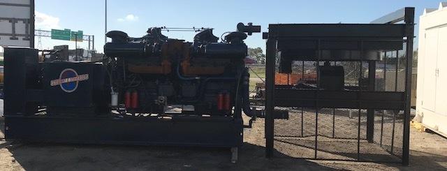 Stewart & Stevenson 1120KW Diesel Generator