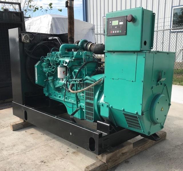 Cummins 100KW Diesel Generator