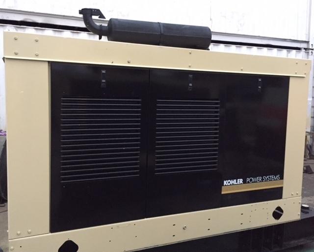 Kohler 60KW Diesel Generator