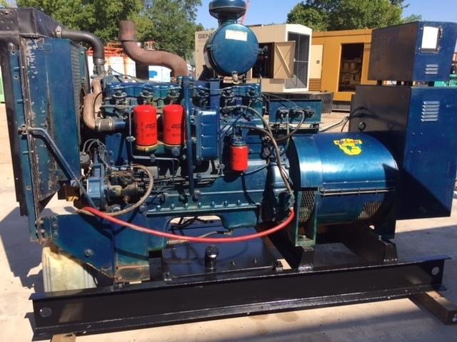 Katolight 75KW Diesel Generator