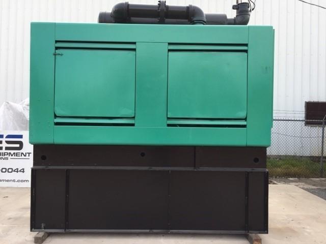 CUMMINS 200KW Diesel Generator