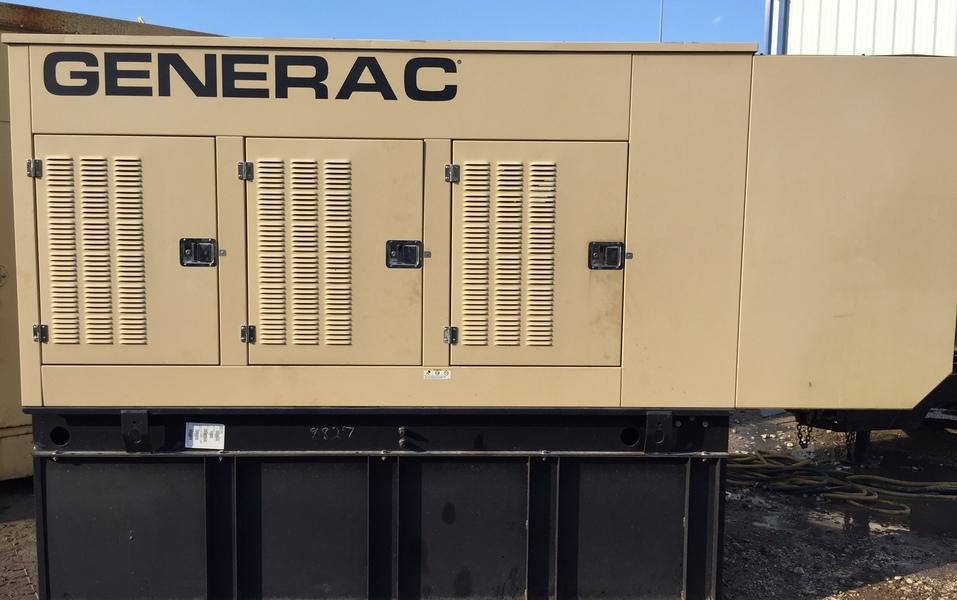 Generac 135KW Diesel Generator