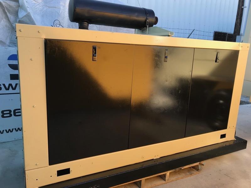 Cummins 60KW Diesel Generator