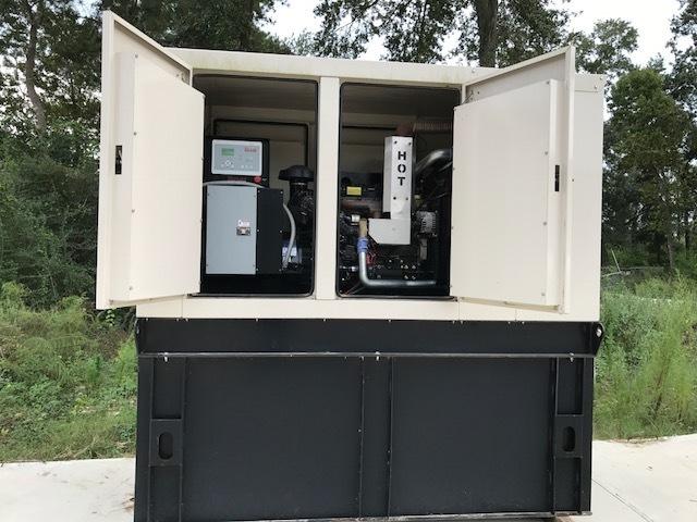 Taylor 100KW Diesel Generator
