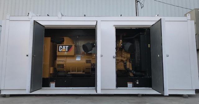 Used Caterpillar 600KW Diesel Generator