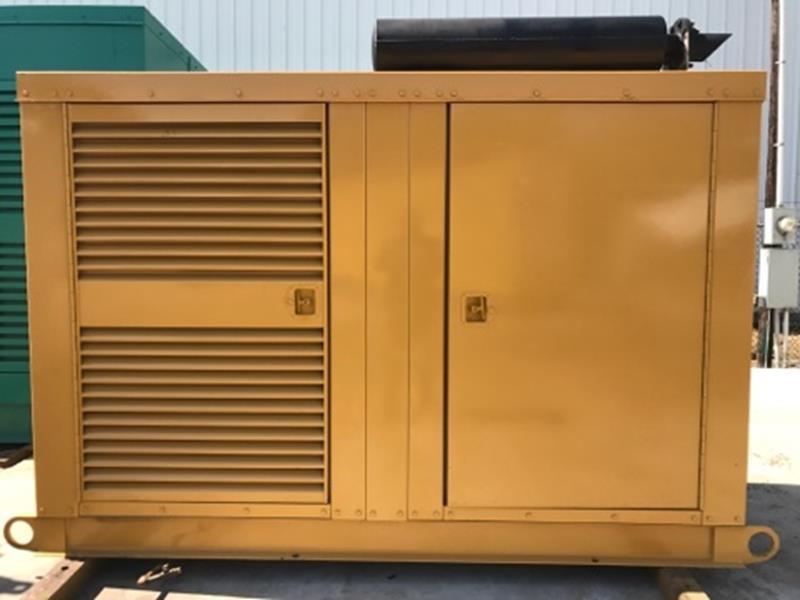 Caterpillar 100KW Diesel Generator