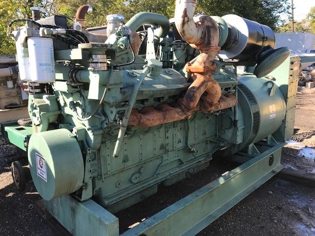 Detroit Diesel 700KW Diesel Generator