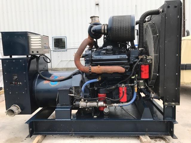 Stewart & Stevenson 250KW Diesel Generator