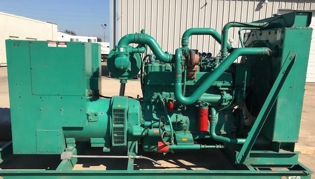 Cummins 185KW GTA855G1 Natural Gas Generator