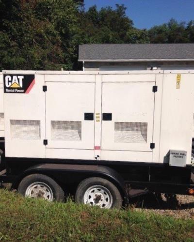 CATERPILLAR XQ60 Diesel Generator