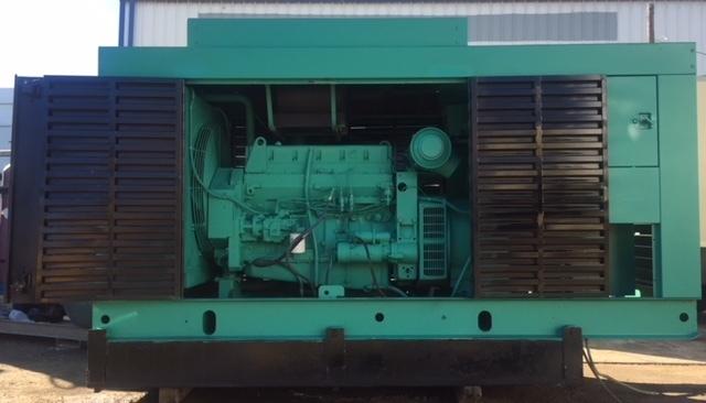 Cummins Onan 230KW Diesel Generator