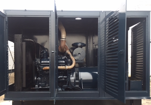 Stewart & Stevenson 300KW Diesel Generator