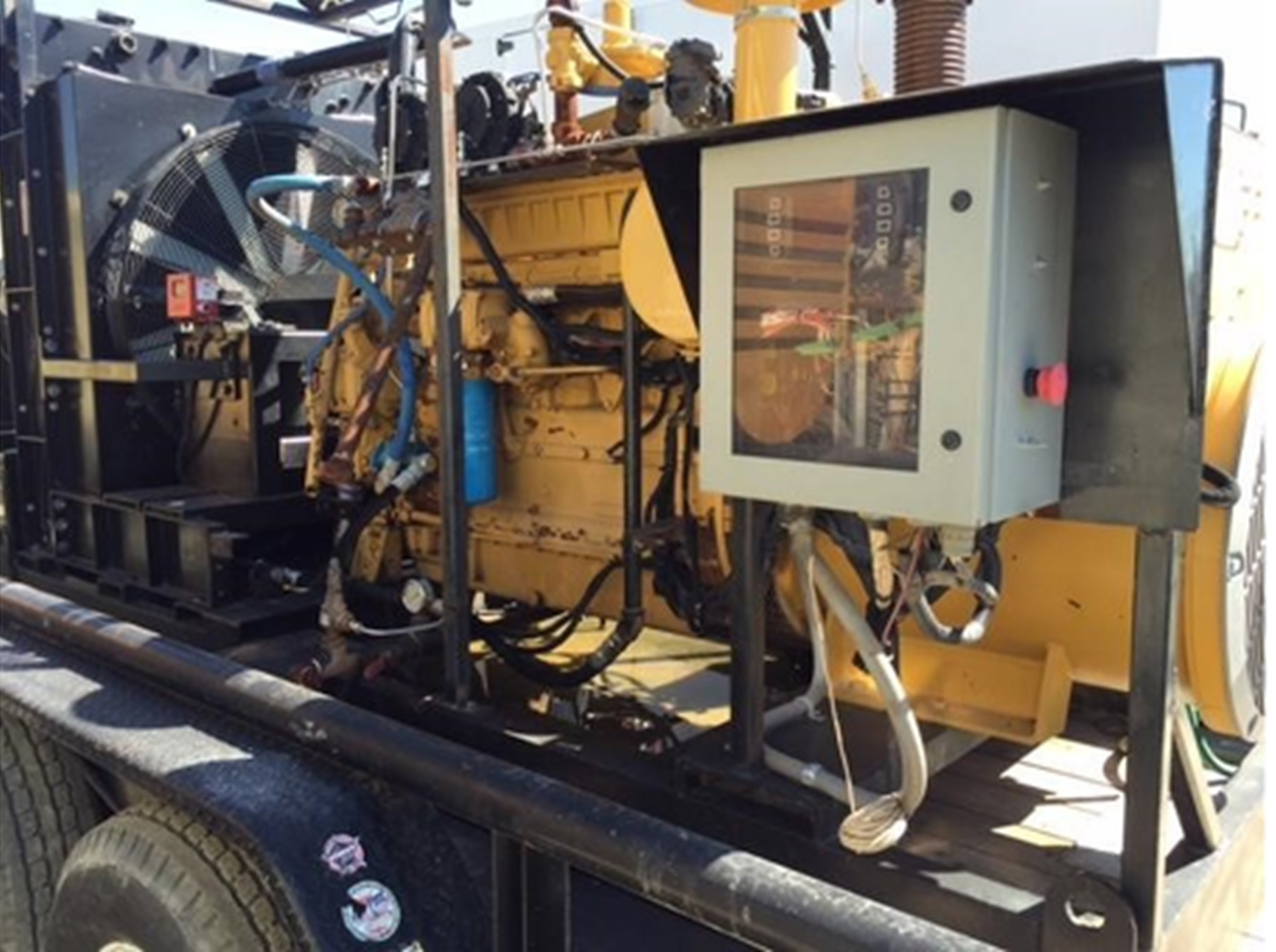 Used Caterpillar Generators for Sale Cat Natural Gas Engines
