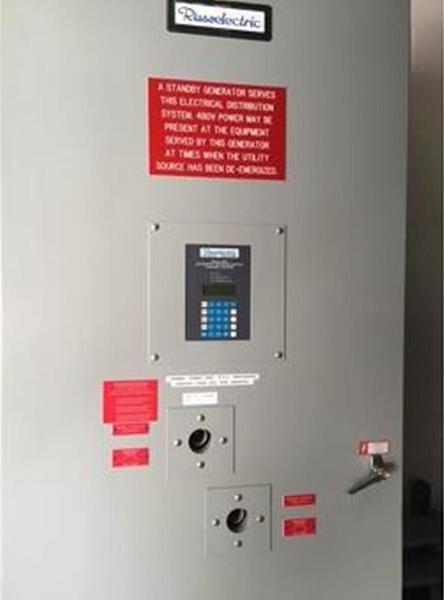Russelectric Inc. 1000AMP ATS