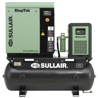 Used Rotary Screw Air Compressors