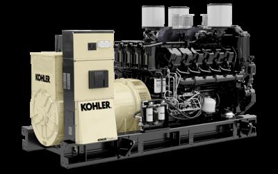 Used Kohler Diesel Generator
