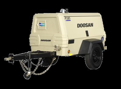 Portable Diesel Air Compressor