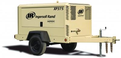 Ingersoll Rand Portable Diesel Air Compressor