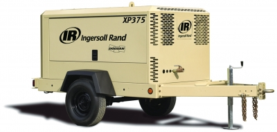 Ingersoll Rand Portable Diesel Air Compressor