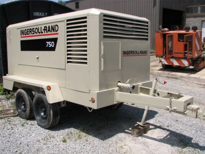 Ingersoll-Rand 375 and Ingersoll Rand 750
