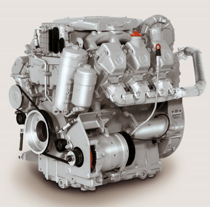 16v92 Detroit Diesel Engine-Swift Equipment Solutions