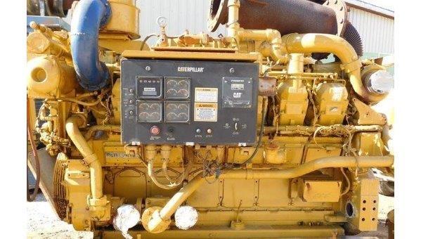 Caterpillar Diesel Engines