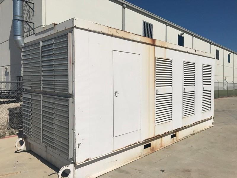 Used Caterpillar Diesel Generator-Swift Equipment Solutions